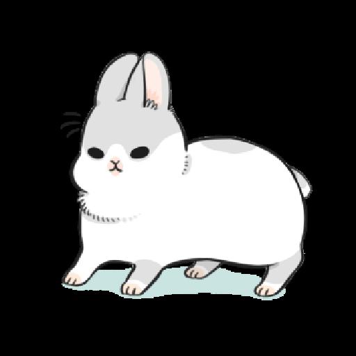 ㄇㄚˊ幾兔19 - Sticker 22