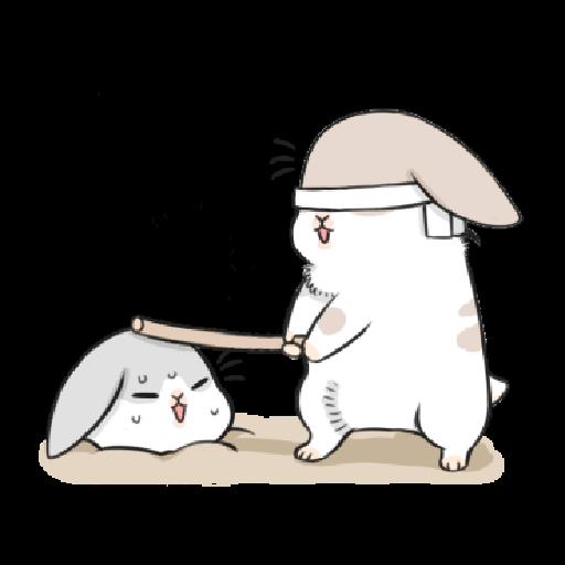 ㄇㄚˊ幾兔19 - Sticker 2