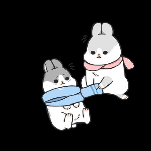 ㄇㄚˊ幾兔19 - Sticker 30