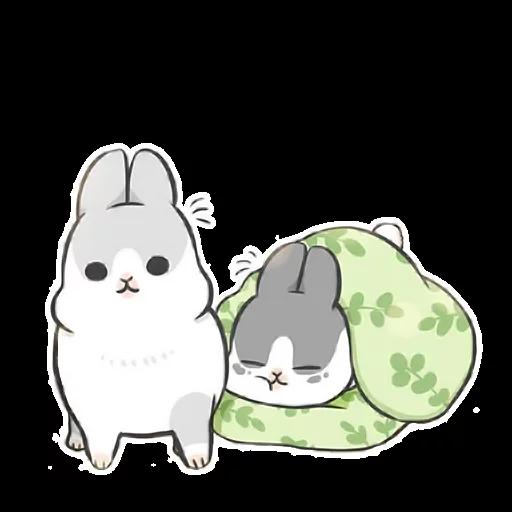 ㄇㄚˊ幾兔19 - Sticker 26