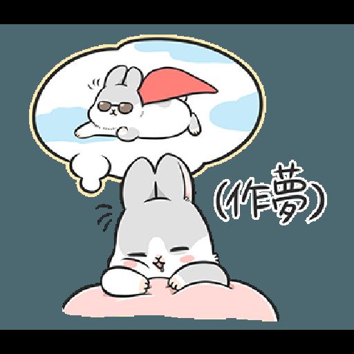 ㄇㄚˊ幾兔19 - Sticker 9