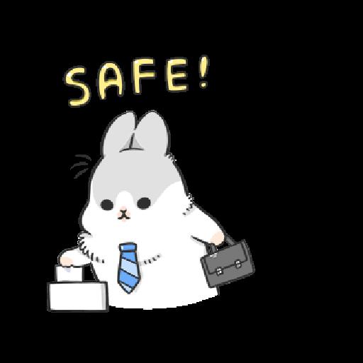 ㄇㄚˊ幾兔19 - Sticker 12