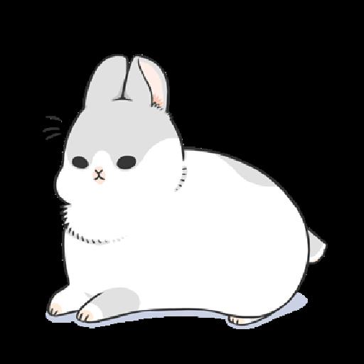 ㄇㄚˊ幾兔19 - Sticker 20