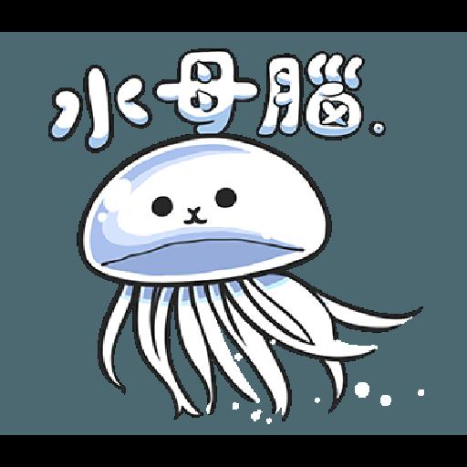 ㄇㄚˊ幾兔19 - Tray Sticker