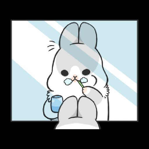 ㄇㄚˊ幾兔19 - Sticker 17