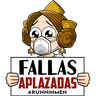 Stickers Falleros ft. Coronavirus - Tray Sticker