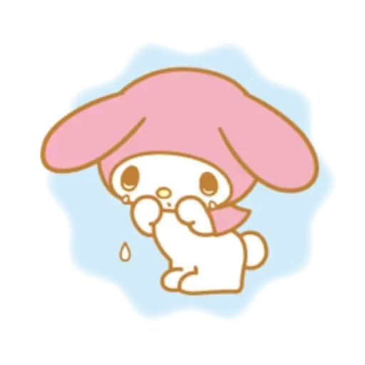 My Melody 1 - Sticker 9
