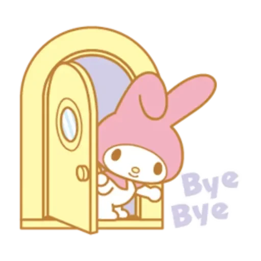 My Melody 1 - Sticker 10