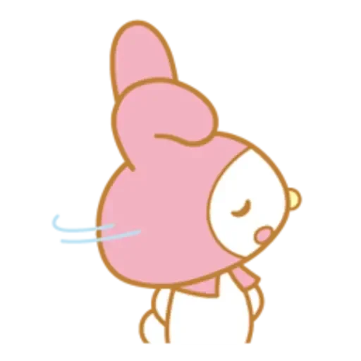 My Melody 1 - Sticker 8