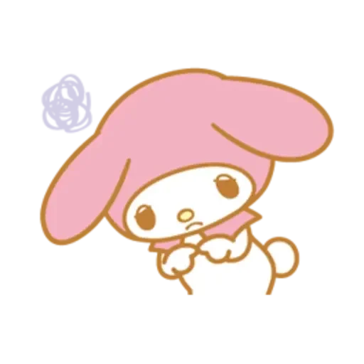 My Melody 1 - Sticker 7