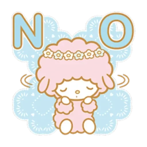 My Melody 1 - Sticker 5
