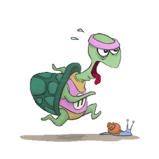 Slowy the turtle ? - Sticker 14
