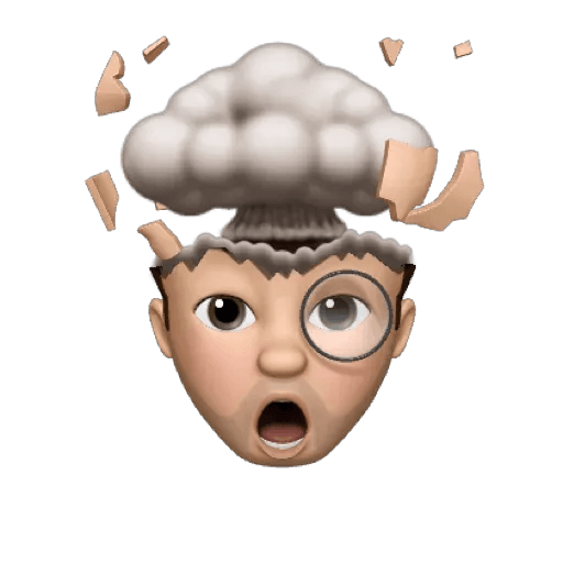Memoji #1 - Sticker 3