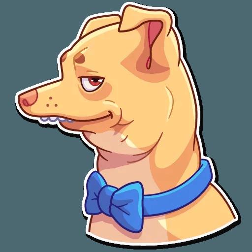 Tuna the Dog - Sticker 7