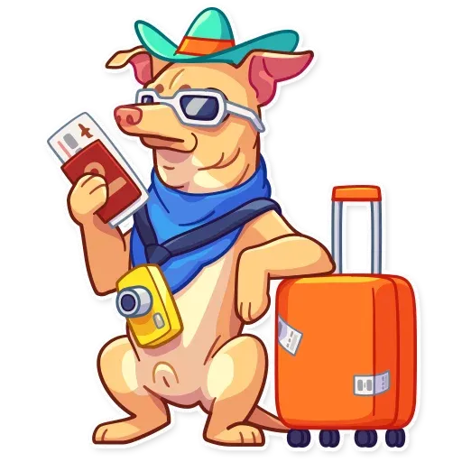 Tuna the Dog - Sticker 26