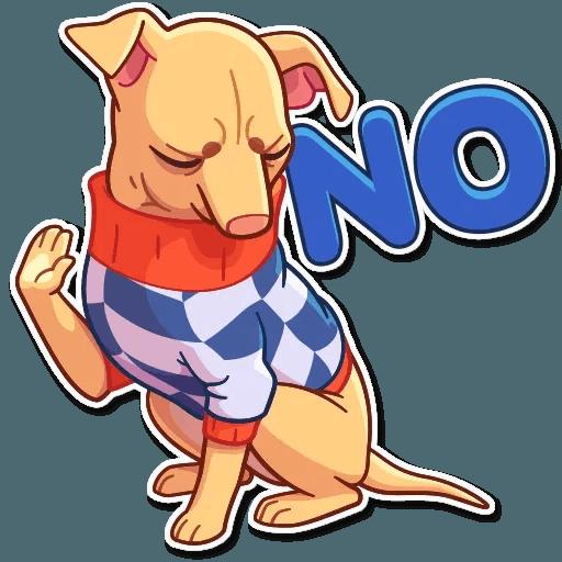 Tuna the Dog - Sticker 20