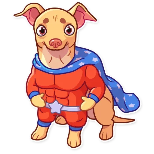 Tuna the Dog - Sticker 27