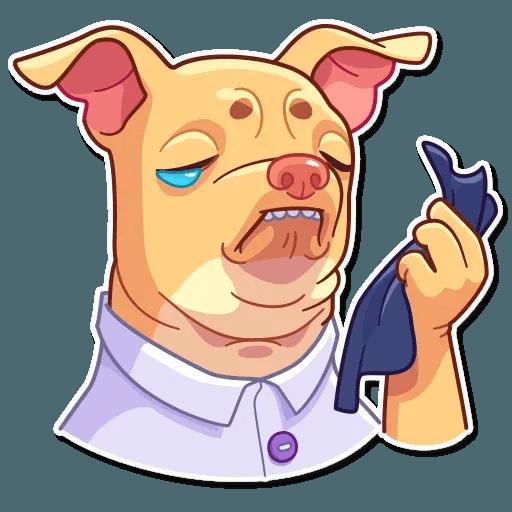 Tuna the Dog - Sticker 16