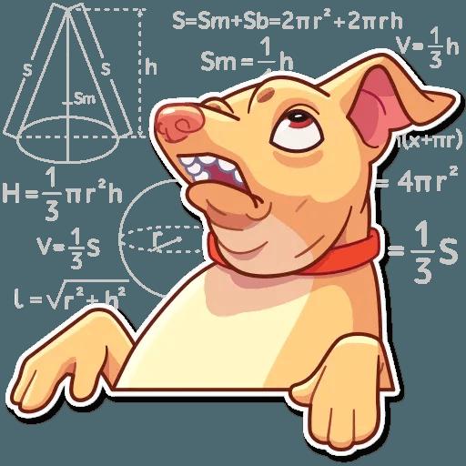Tuna the Dog - Sticker 24