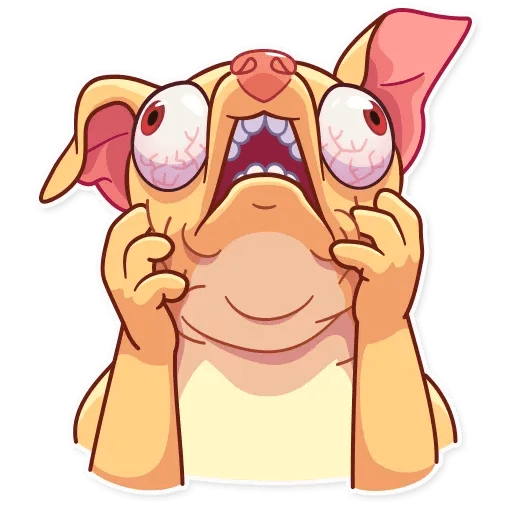 Tuna the Dog - Sticker 18