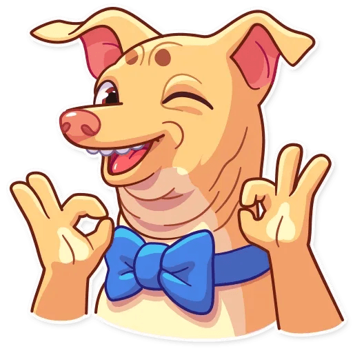 Tuna the Dog - Sticker 11