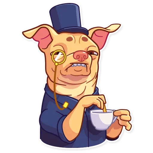 Tuna the Dog - Sticker 25