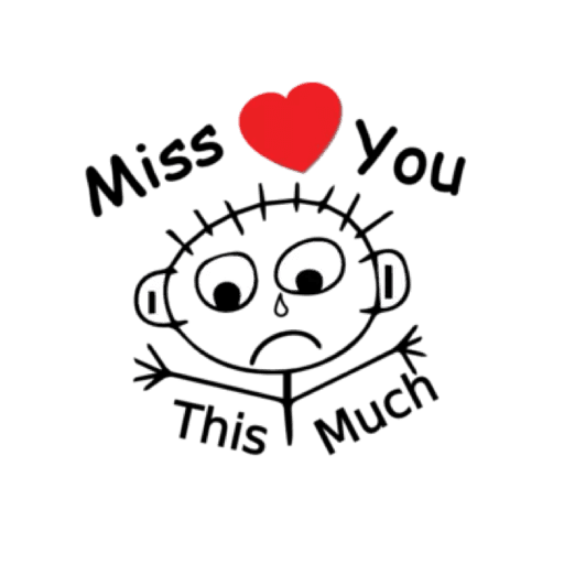 Love.miss - Sticker 5