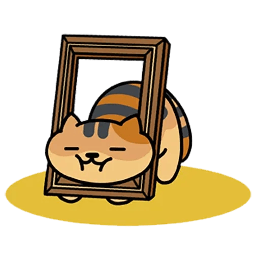 Neko Atsume - Sticker 4