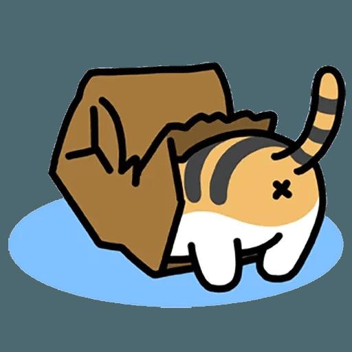 Neko Atsume - Sticker 8