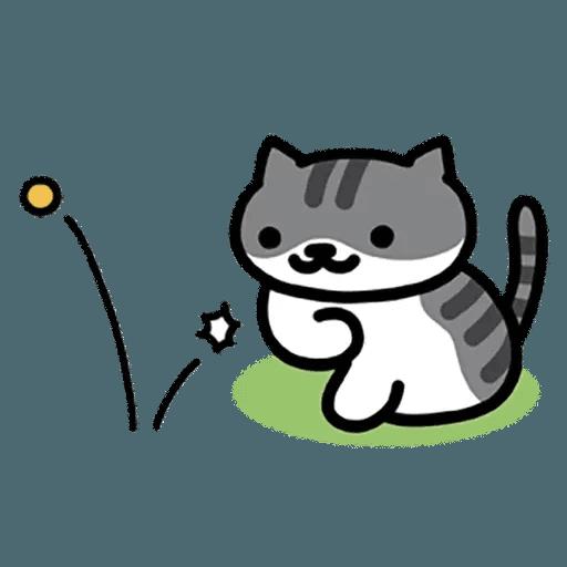 Neko Atsume - Sticker 13