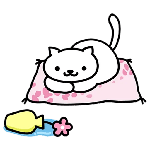 Neko Atsume - Sticker 5