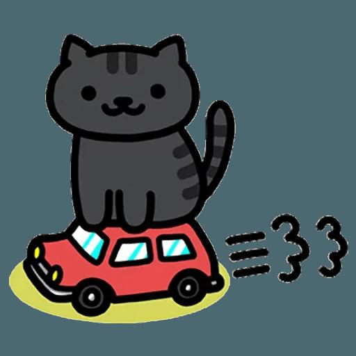 Neko Atsume - Sticker 15