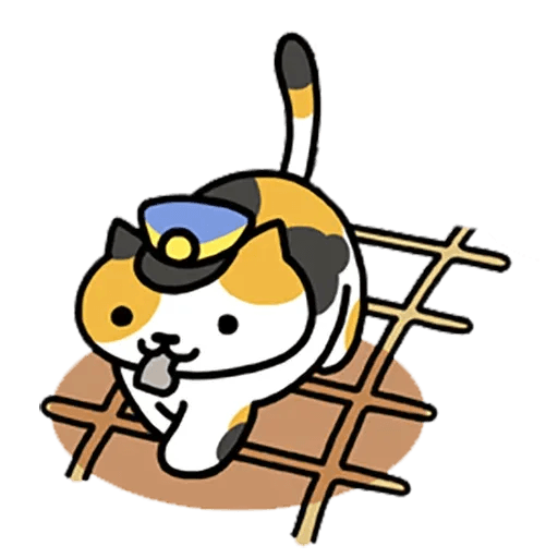 Neko Atsume - Sticker 2