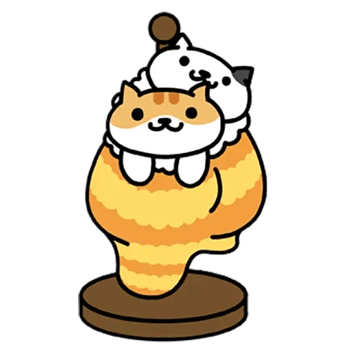 Neko Atsume - Sticker 3