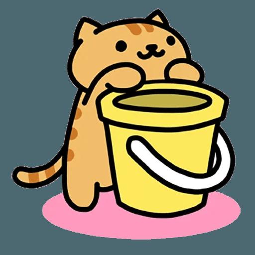 Neko Atsume - Sticker 9