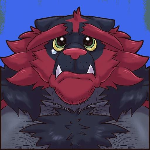 Rojo - Sticker 6