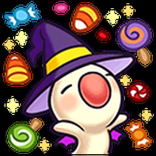 Final Fantasy Dissidia (Mog Pack) - Sticker 6