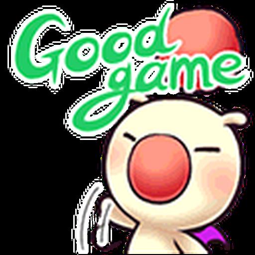 Final Fantasy Dissidia (Mog Pack) - Sticker 12