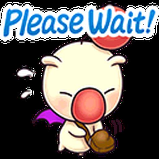Final Fantasy Dissidia (Mog Pack) - Sticker 10