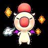 Final Fantasy Dissidia (Mog Pack) - Tray Sticker