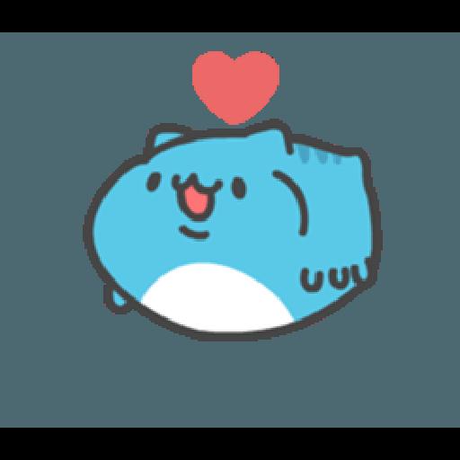 貓貓蟲-咖波 開心隨你 - Sticker 22