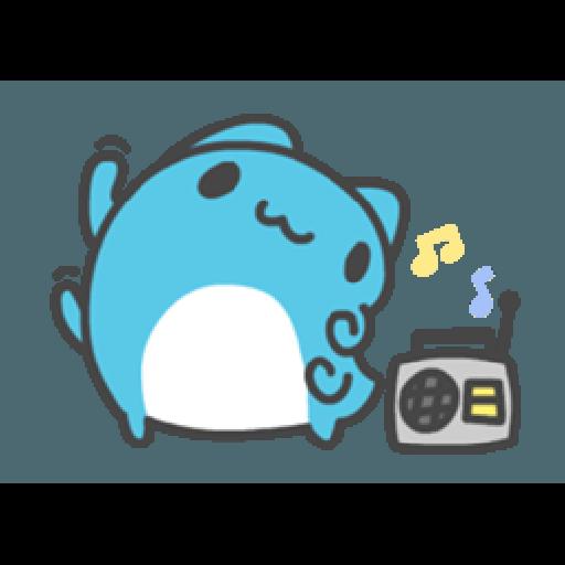 貓貓蟲-咖波 開心隨你 - Sticker 19