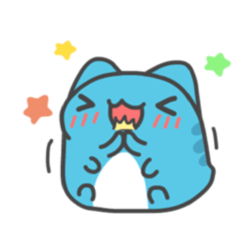 貓貓蟲-咖波 開心隨你 - Sticker 23