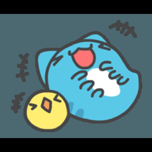 貓貓蟲-咖波 開心隨你 - Sticker 21