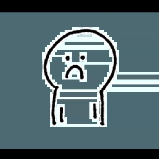 醜 - Sticker 5