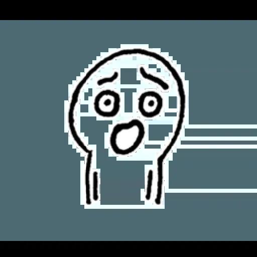 醜 - Sticker 22