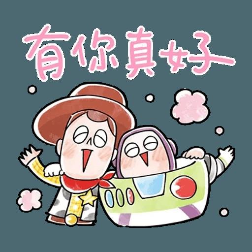 Toy story - Sticker 23