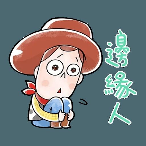 Toy story - Sticker 11