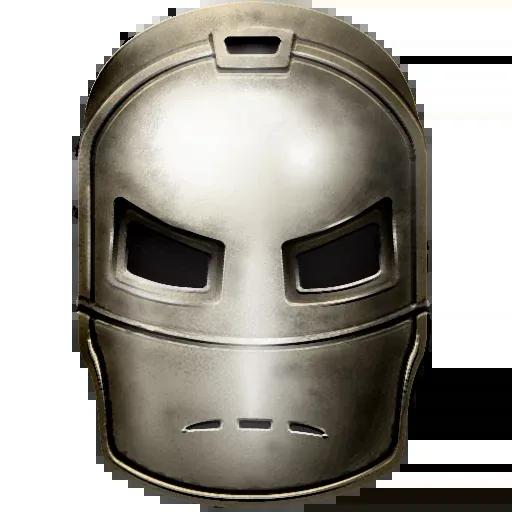 Fun Masks - Sticker 8