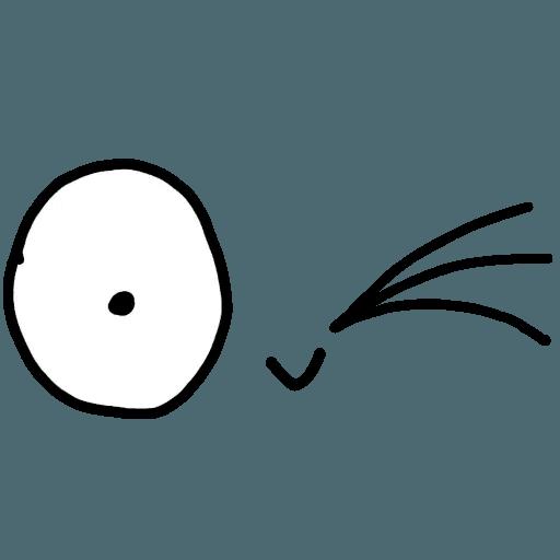 Eyes1 - Sticker 5